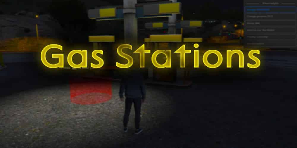 ESX Player Owned Gas Stations Releases