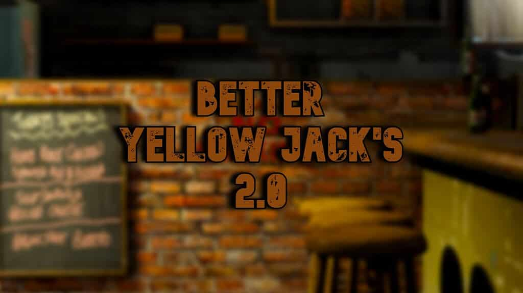 Better Yellow Jacks Interior FiveM Ready 20 Releases