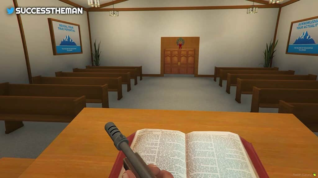 MLO Children of The Mountain Fellowship Temple Interior Releases